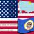 地図 · ミネソタ州 · 旅行 · アメリカ · 米国 · 孤立した - ストックフォト © robertosch
