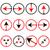 firka · újrahasznosít · nyilak · ikon · infografika · szimbólum - stock fotó © robertosch