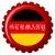 Германия · флаг · икона · изолированный · официальный - Сток-фото © robertosch