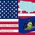 mapa · Delaware · fundo · linha · EUA - foto stock © robertosch