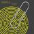 grau · Labyrinth · Design · Kunst · Muster · Suche - stock foto © robertosch
