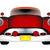 autó · fehér · absztrakt · vektor · művészet · illusztráció - stock fotó © robertosch