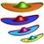 mexican · quatre · chapeau - photo stock © robertosch