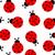 bonitinho · desenho · animado · inseto · padrão · verão · textura - foto stock © robertosch