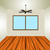 empty room with window and lamp stock photo © robertosch