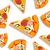 pizza slice pattern stock photo © robertosch