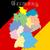 地図 · ベルリン · 孤立した · 実例 - ストックフォト © robertosch