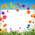 empty billboard with flowers and grass stock photo © robertosch