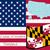 mapa · Delaware · papel · fundo · viajar · cartão - foto stock © robertosch
