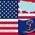 harita · Kuzey · Dakota · Amerika · Birleşik · Devletleri · soyut · arka · plan · iletişim - stok fotoğraf © robertosch