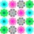 laranja · flores · sem · costura · textura · abstrato · padrão - foto stock © robertosch