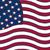 стилизованный · американский · флаг - Сток-фото © robertosch