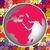 Afryki · kontynent · puzzle · szczegół · ilustracja · kolor - zdjęcia stock © robertosch