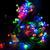 diferente · natal · luzes · vermelho · azul - foto stock © robinsonthomas