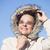 schöne · Frau · Winter · Jacke · Porträt · glücklich - stock foto © roboriginal