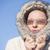 glücklich · Frau · Winter · Jacke · Porträt - stock foto © roboriginal