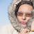 Frau · Winter · Jacke · Porträt · anziehend - stock foto © roboriginal