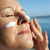 woman skin cancer protection suncream stock photo © roboriginal
