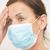 устал · медсестры · маске · лице · портрет · исчерпанный - Сток-фото © roboriginal