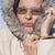 Frau · kalten · Jahreszeit · Jacke · Porträt - stock foto © roboriginal