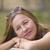 álmodozás · figyelmes · érett · nő · portré · vonzó · aggódó - stock fotó © roboriginal