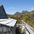 Cradle Mountain Tasmania and historic hut stock photo © roboriginal