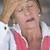 疲れ · 女性 · 閉経 · ストレス · 肖像 · 魅力的な - ストックフォト © roboriginal