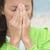 печально · женщину · горе · горе · портрет - Сток-фото © roboriginal