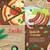 edények · italok · háló · bannerek · vektor · pizza - stock fotó © robuart