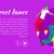 corporate · party · atterraggio · pagina · felice · minuscolo - foto d'archivio © robuart