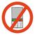 нет · телефонов · знак · признаков · два · вектора - Сток-фото © robuart