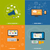 icons for web design seo social media stock photo © robuart