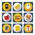 compras · comercialización · diseno · línea · pago - foto stock © robuart