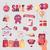 verkoop · ontwerp · stijl · heldere · stickers - stockfoto © robuart