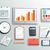local · de · trabalho · escritório · negócio · trabalhar · elementos · conjunto - foto stock © robuart