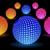 diszkó · golyók · 3d · render · csoport · tánc - stock fotó © robuart