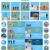 ayarlamak · gayrimenkul · vektör · web · afişler · stil - stok fotoğraf © robuart