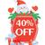 legjobb · kívánságok · mikulás · manó · ajándékok · karácsony - stock fotó © robuart