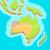 ベクトル · 世界中 · スタイル · 実例 · 地球 - ストックフォト © robuart