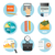 business office and marketing items icons stock photo © robuart