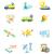 pin · lokalizacja · Pokaż · projektu · odznakę - zdjęcia stock © robuart