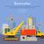 ビルド · バナー · スタイル · 現代建築 · プロセス - ストックフォト © robuart