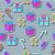 конфеты · полоса · ретро · полосатый · эффект · радуга - Сток-фото © robuart