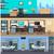 creatieve · werkruimte · home · kamer · vector · boeken - stockfoto © robuart