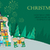 Noel · yılbaşı · soyut · ağaç · web · afiş - stok fotoğraf © robuart