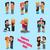 personnes · coeurs · amour · saint · valentin · différent - photo stock © robuart