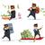 egyensúlyoz · jövedelem · adó · üzlet · kéz · pénzügy - stock fotó © robuart