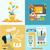 icons for seo social media online shopping stock photo © robuart
