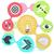 efektywności · energetycznej · elementy · odizolowany · biały · zielone · list - zdjęcia stock © robuart