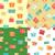 arcos · vetor · padrão · ilustração · textura - foto stock © robuart